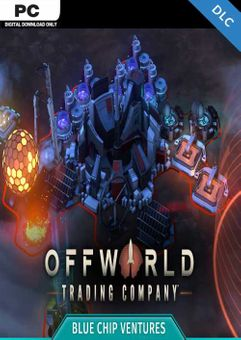Offworld Trading Company - Blue Chip Ventures PC - DLC
