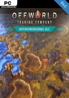 Offworld Trading Company - Interdimensional PC - DLC