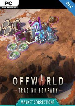 Offworld Trading Company - Market Corrections PC - DLC