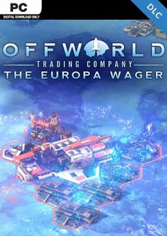 Offworld Trading Company - The Europa Wager PC - DLC