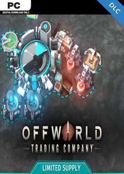 Offworld Trading Company Limited Supply PC - DLC