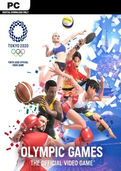 Olympic Games Tokyo 2020 – The Official Video Game PC (EU)