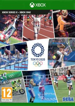 Olympic Games Tokyo 2020 – The Official Video Game Xbox One (UK)