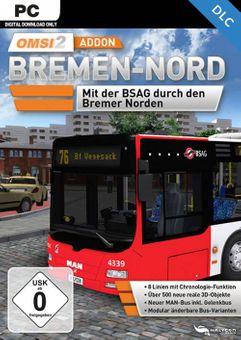 OMSI 2 Add-on Bremen-Nord PC - DLC