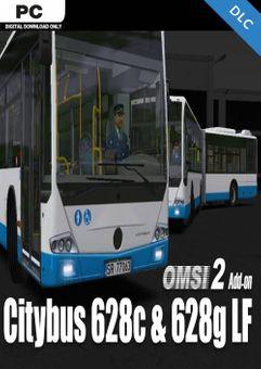 OMSI 2 Add-on Citybus 628c & 628g LF PC - DLC