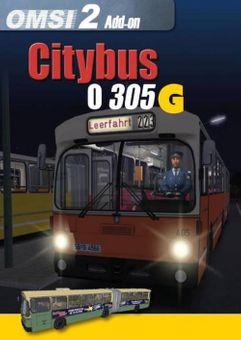 OMSI 2 Add-On Citybus O305G PC - DLC