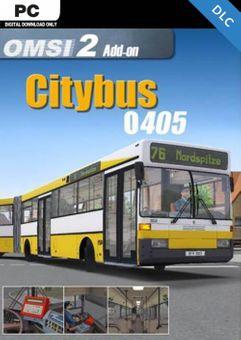 OMSI 2 Add-On Citybus O405/O405G PC - DLC