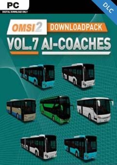 OMSI 2 Add-on Downloadpack Vol. 7 – KI-Busse PC - DLC
