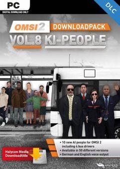 OMSI 2 Add-on Downloadpack Vol. 8 – KI-Menschen PC - DLC