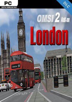 OMSI 2 Add-On London PC - DLC