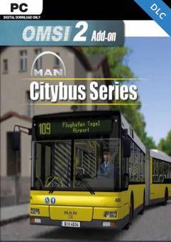 OMSI 2 Add-On MAN Citybus Series PC - DLC