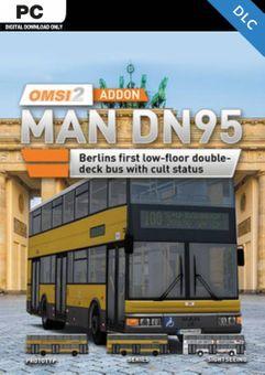 OMSI 2 Add-on MAN DN95 PC - DLC