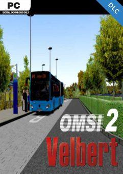 OMSI 2 Add-On Velbert PC - DLC