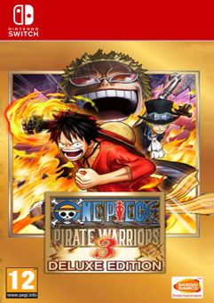 One Piece Pirate Warriors 3 - Deluxe Edition Switch (EU)