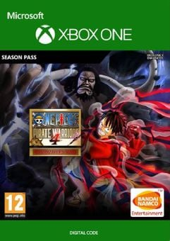 One Piece: Pirate Warriors 4 - Character Pass Xbox One