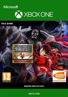 One Piece: Pirate Warriors 4 - Deluxe Edition Xbox One