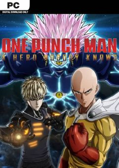 One Punch Man A Hero Nobody Knows PC (EU)