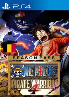 One Piece - PIRATE WARRIORS 4 Character Pass PS4 (Belgium)