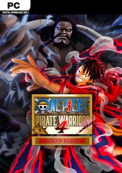 One Piece Pirate Warriors 4 Deluxe Edition PC (EU)