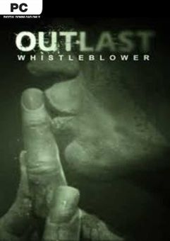 Outlast: Whistleblower PC - DLC