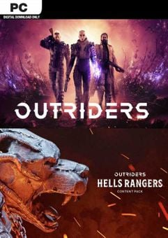 OUTRIDERS +  Hell's Rangers Content Pack PC