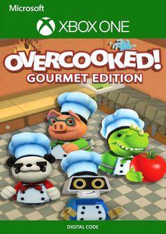 Overcooked: Gourmet Edition Xbox One (UK)