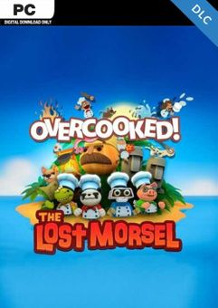 Overcooked - The Lost Morsel PC - DLC