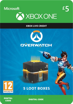 Overwatch - 5 Loot Boxes Xbox One
