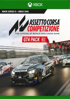 Assetto Corsa Competizione GT4 Pack Xbox One (UK)