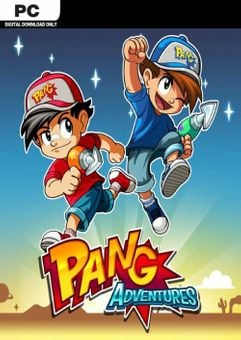 Pang Adventures PC