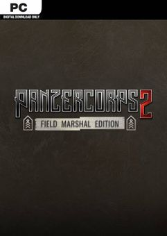 Panzer Corps 2 - Field Marshal Edition PC