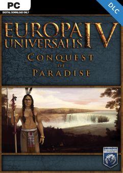 Europa Universalis IV Conquest of Paradise PC - DLC