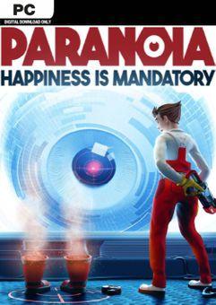 Paranoia - Happiness is Mandatory PC