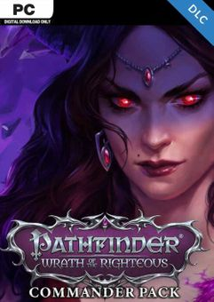 Pathfinder: Wrath of the Righteous - Commander Pack PC - DLC