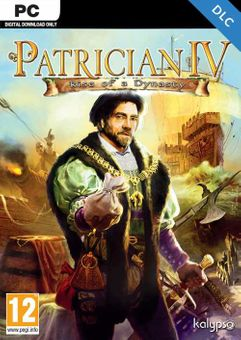 Patrician IV Rise of a Dynasty PC