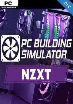 PC Building Simulator - NZXT Workshop PC