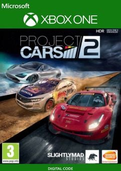Project CARS 2 Xbox One (UK)