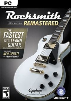 Rocksmith 2014 Edition - Remastered PC