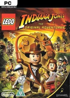 LEGO Indiana Jones - The Original Adventures PC