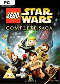 LEGO Star Wars - The Complete Saga PC