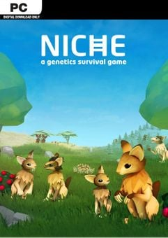 Niche - a genetics survival game PC