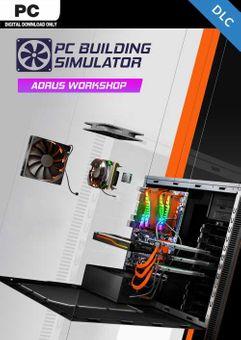 PC Building Simulator - AORUS Workshop PC - DLC