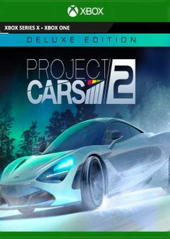 Project CARS 2 Deluxe Edition Xbox One (EU)