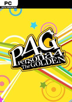 Persona 4 - Golden PC (EU)