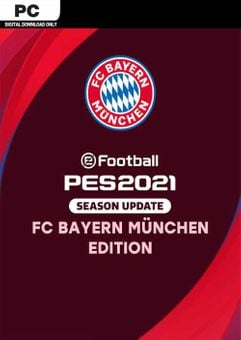 eFootball PES 2021 Bayern München Edition PC