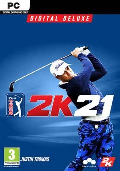 PGA Tour 2K21 Deluxe Edition PC (WW)
