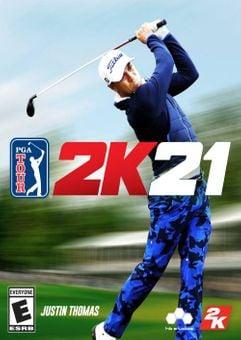 PGA Tour 2K21 PC (WW)