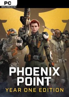 Phoenix Point: Year One Edition PC (Steam)