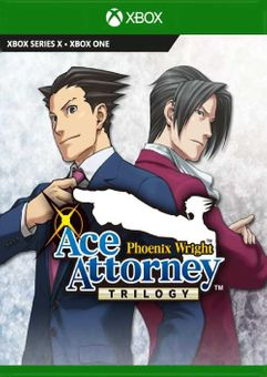 Phoenix Wright Ace Attorney Trilogy Xbox One (UK)