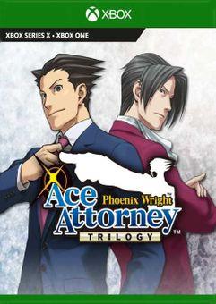 Phoenix Wright Ace Attorney Trilogy Xbox One (UK)